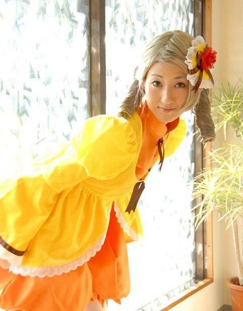 金糸雀(かなりあ/Kanarienvogel)