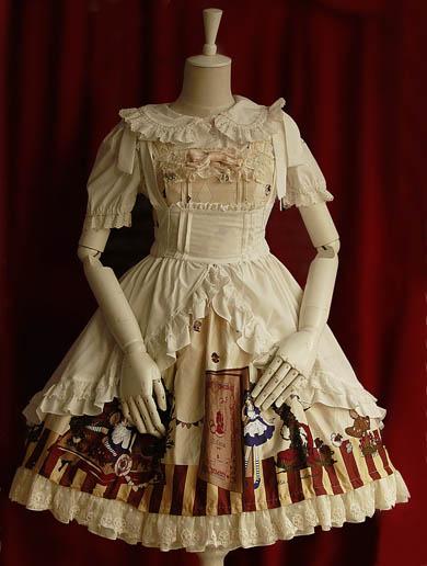 Lolita高品質コスプレ衣装