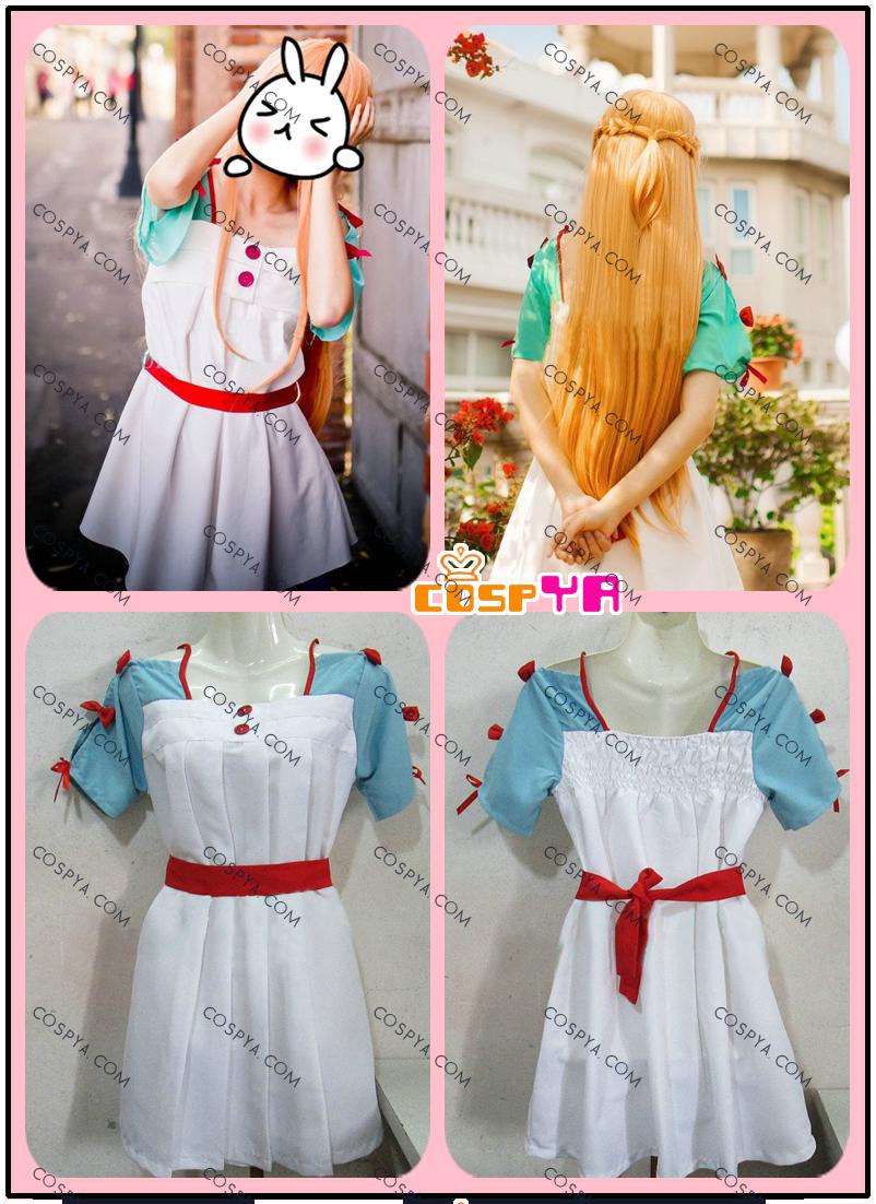 アスナ(Asuna) 日常服