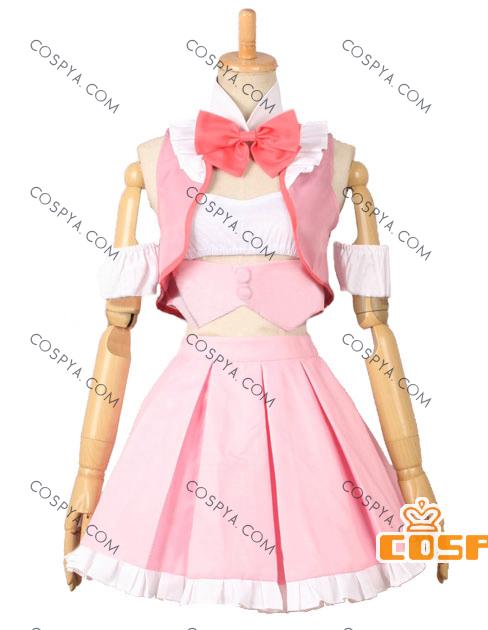 栗山未来(くりやま みらい)コスプレ衣装