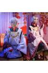 夢王国と眠れる100人の王子様 夢100 天狐の国・伊呂具 砕牙 覚醒 コスプレ衣装 Yume100