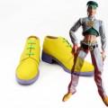 ジョジョの奇妙な冒険 コスプレ靴 岸辺露伴 靴