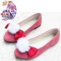 魔王城でおやすみ  イェリスプリンセス 可愛い  ピンク 靴 シューズ