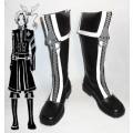 D.Gray-man アレン・ウォーカー コスプレ靴ブーツ