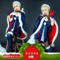 フェイト/グランドオーダー Fate/grand order saber セイバー クリスマスサンタ 黒 ドレス
