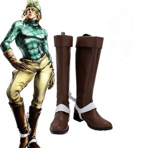 ジョジョの奇妙な冒険 コスプレ靴 ディエゴ・ブランドー  靴