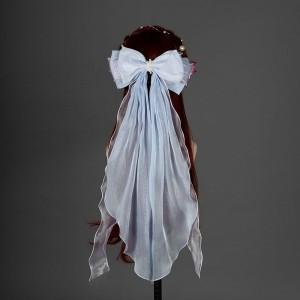 人魚姫 飾りパーツ 髪クリップ カフス ケープ