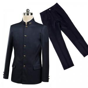 坂本ですが? さかもとですが 坂本 さかもと コスプレ衣装 黒バージョン 高品質