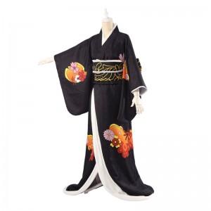 鬼滅の刃 鬼舞辻 無惨(きぶつじ むざん) コスチューム 女装 コスプレ衣装