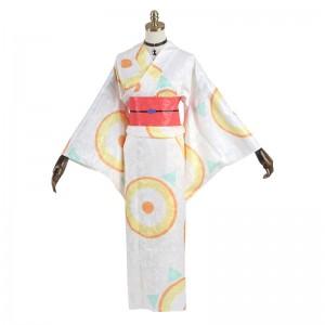 天気の子 天野陽菜 和服 着物 コスプレ衣装 浴衣