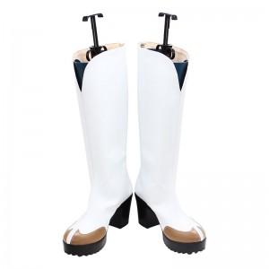 無職転生 ロキシー・ミグルディア ブーツ ロキシー ロングブーツ コスプレ用 靴